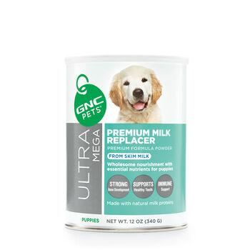 Ultra Mega Premium Milk Replacer Enriched Formula Powder | GNC