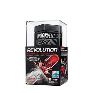SX-7 Revolution Ultimate Thermogenic | GNC