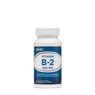 GNC 비타민B Vitamin B-2 100 MG