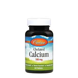 Chelated Calcium 250 mg | GNC