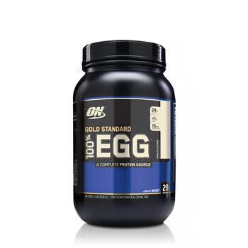 Gold Standard 100% Egg - Vanilla CustardVanilla Custard | GNC
