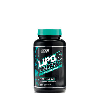 LIPO 6® Black Hers Ultra Concentrate | GNC