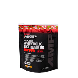 Amplified Wheybolic Extreme 60™ Ripped - French VanillaFrench Vanilla | GNC