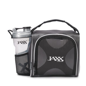 FitPak Meal Prep Bag w/ Portion Control Container Set - Silver | GNC