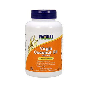 Now Foods - Virgin Coconut Oil | GNC