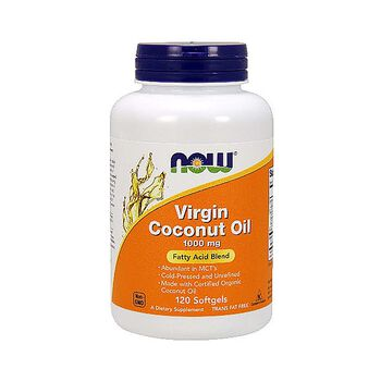 Now Foods - Virgin Coconut Oil | GNC