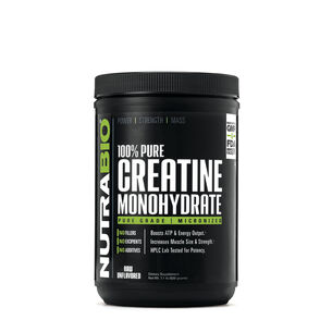 100% Pure Creatine Monohydrate - Unflavored | GNC