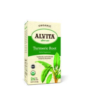 Organic Turmeric Root Tea | GNC