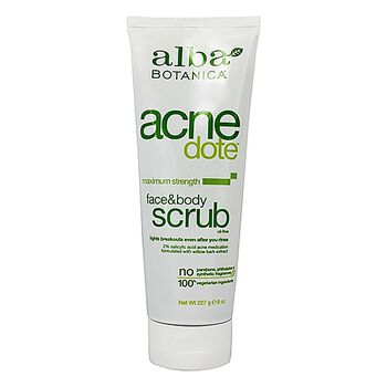 Natural Acnedote Face & Body Scrub | GNC