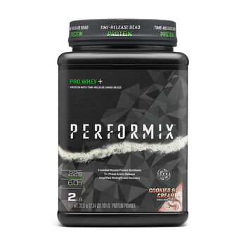 Pro Whey+ - Cookies and CreamCookies and Cream   GNC