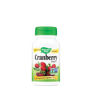 GNC Nature's Way Cranberry