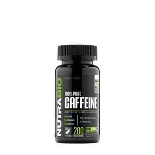 100% Pure Caffeine - 200 mg | GNC
