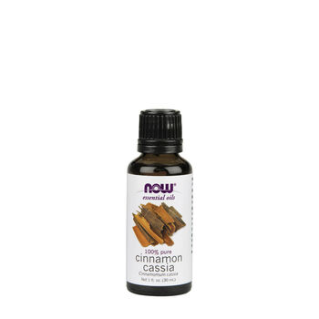 Cinnamon Cassia Oil | GNC