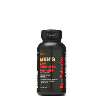 Men's Saw Palmetto Formula | GNC