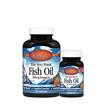The Very Finest Fish Oil - Natural Orange Flavor | GNC
