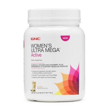 Ultra Mega® Active - Vanilla | GNC