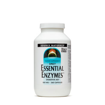 Daily Essential Enzymes 500 mg | GNC