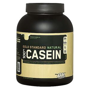 Gold Standard® Natural 100% Casein - French VanillaFrench Vanilla | GNC