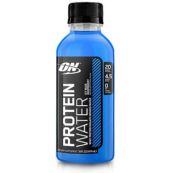 Protein Water - Icy Blue RaspberryIcy Blue Raspberry | GNC