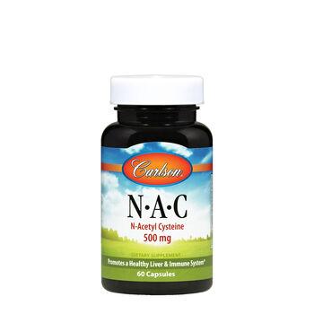 NAC N-Acetyl Cysteine | GNC