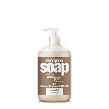 3 in 1 Soap - UnscentedUnscented | GNC