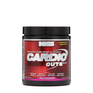 Cardio Cuts® 2.0 - Razz LemonadeRazz Lemonade | GNC