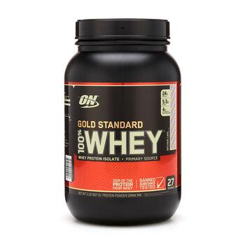 Gold Standard 100% Whey™ -  Birthday CakeBirthday Cake   GNC