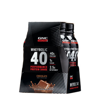 Wheybolic 40 - ChocolateChocolate | GNC