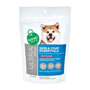 GNC Ultra Mega Skin & Coat Essentials - Tasty Duck Flavor | GNC