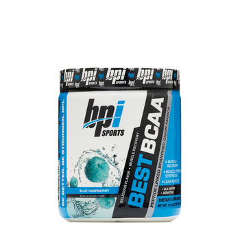 Best BCAA™ - Blue RaspberryBlue Raspberry | GNC