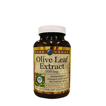 Olive Leaf Extract 300mg | GNC
