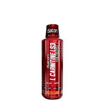 L-Carnitine LS3™ +Energy - Peach Mango | GNC