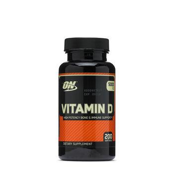 Vitamin D 5000 IU | GNC