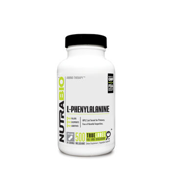 Amino Therapy™ 100% Pure L-Phenylalanine | GNC
