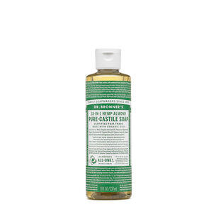 18-in-1 Hemp Almond Pure Castile Soap | GNC