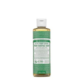 18-in-1 Hemp Almond Pure Castile Soap | GNC