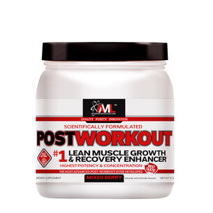 Postworkout - Mixed Berry | GNC