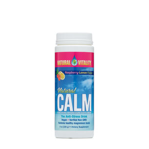 Natural Vitality® Natural Calm® - Raspberry-Lemon | GNC