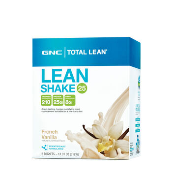 Lean Shake 25- French VanillaFrench Vanilla   GNC