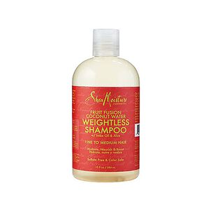 Fruit Infused Coconut Water  Weightless Shampoo | GNC