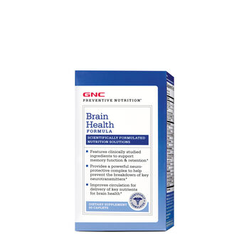 Brain Health Formula | GNC