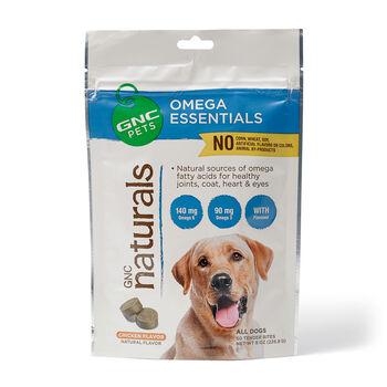 GNC Naturals - Omega Essentials - Chicken Flavor | GNC