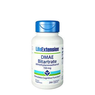 DMAE Bitartrate 150 mg | GNC
