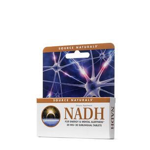 GNC Source Naturals NADH