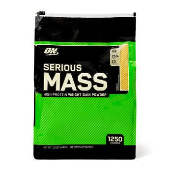 Serious Mass - VanillaVanilla | GNC