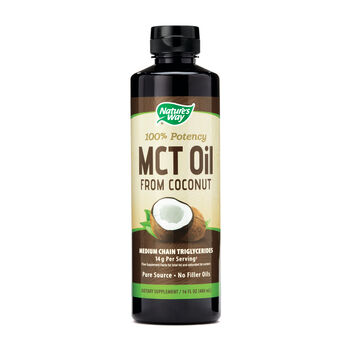 MCT Oil from Coconut | GNC
