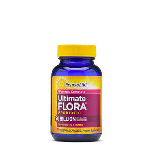 Ultimate Flora WOMEN'S COMPLETE 90 BILLION | GNC