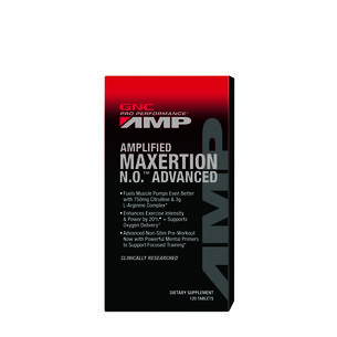 Amplified Maxertion N.O.™ Advanced | GNC