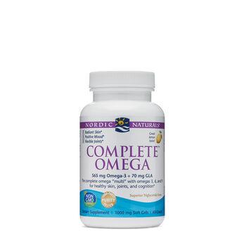 Complete™ Omega-3·6·9 - Lemon | GNC