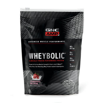 Wheybolic™ - Strawberries and CreamStrawberries and Cream | GNC
